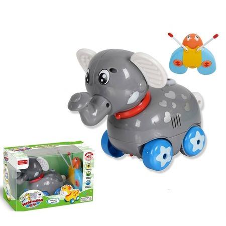 Купить Игрушка радиоуправляемая Zhorya «Музыкальный друг. Слон»