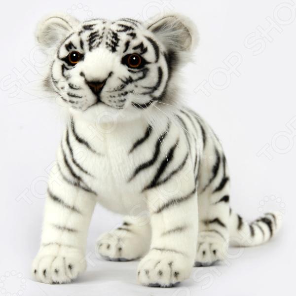 Мягкая игрушка Hansa «Тигренок белый стоящий»