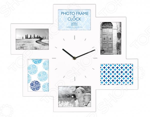 Часы-мультирамка настенные Innova W07368