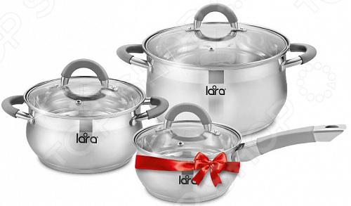 цена на Набор посуды LARA Bell Promo LR02-95