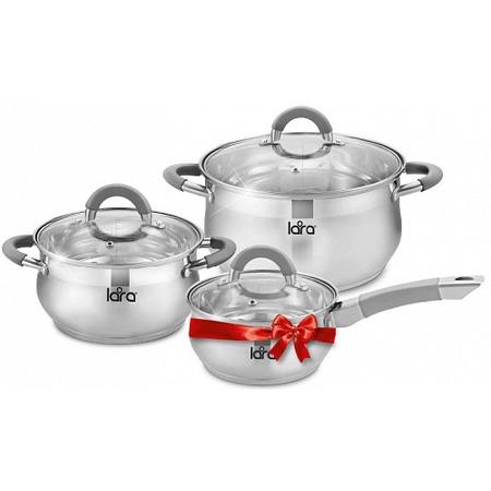 Купить Набор посуды LARA Bell Promo LR02-95
