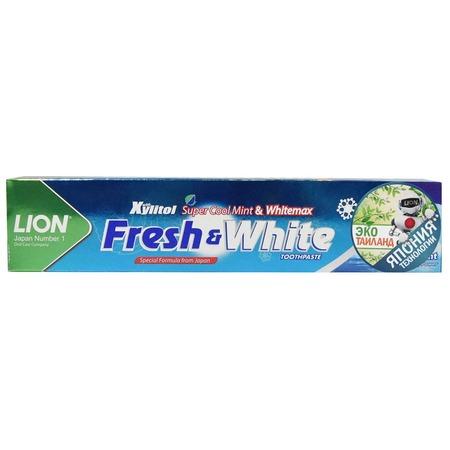 Купить Зубная паста отбеливающая «Профессионал плюс» супер прохладная мята Thailand Fresh & White