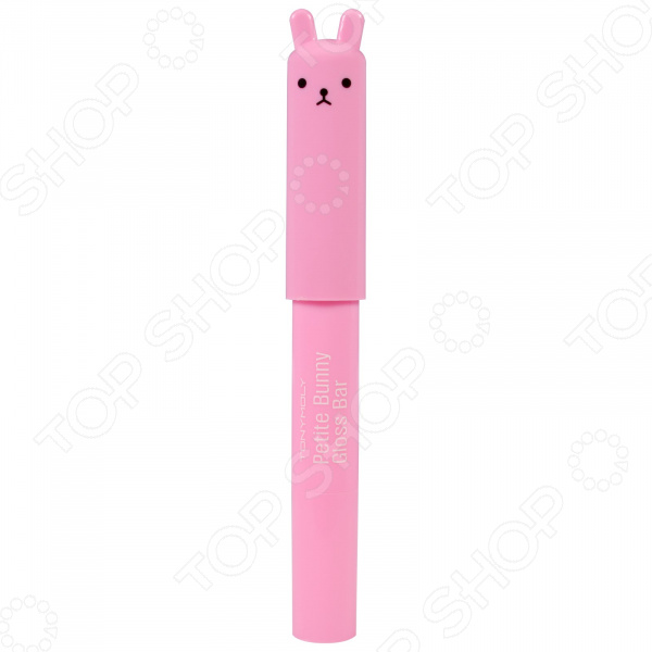 Блеск для губ TONY MOLY Petit Bunny блеск для губ tony moly petite bunny gloss bar 06 цвет 06 juicy orange variant hex name f4576c