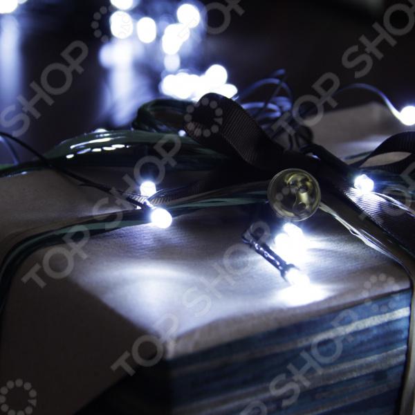 Гирлянда-сетка электрическая Holiday Classics «Зимняя фантазия». Цвет: белый