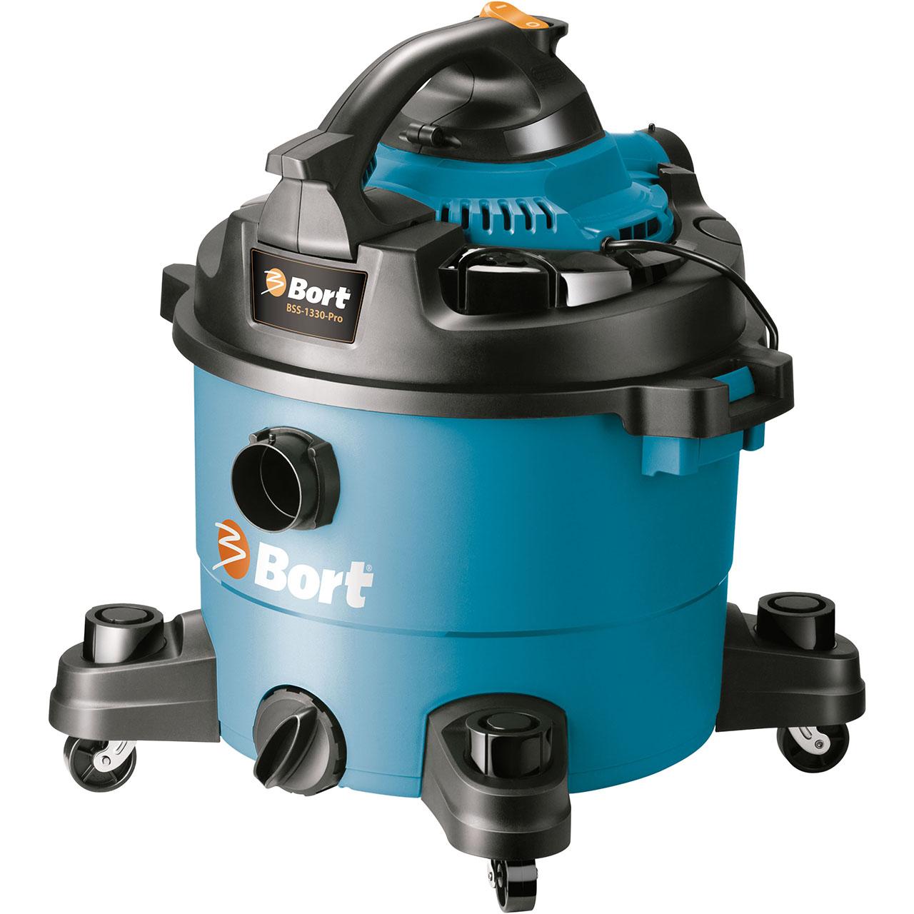 Пылесос промышленный Bort BSS-1330-Pro