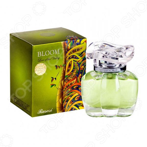 Парфюмированная вода для женщин Rasasi Bloom Love of the valley, 85 мл the merchant of venice noble potion парфюмерная вода 100 мл