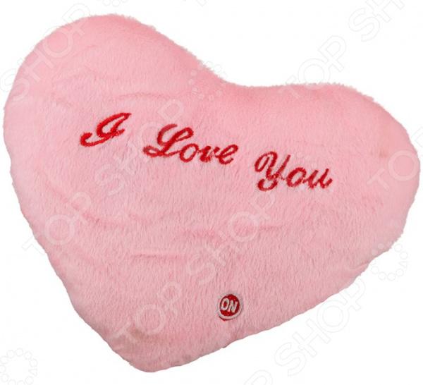 Подушка декоративная I love you 192-201