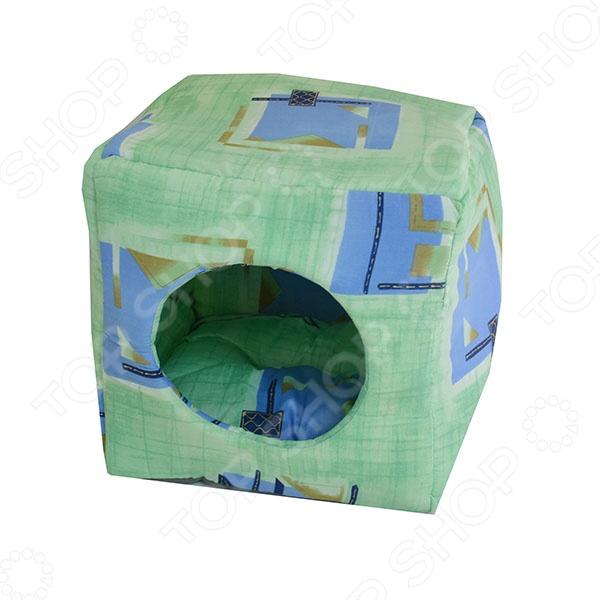 Домик для кошек Xody «Куб №2» домик для кошек dezzie 5636054