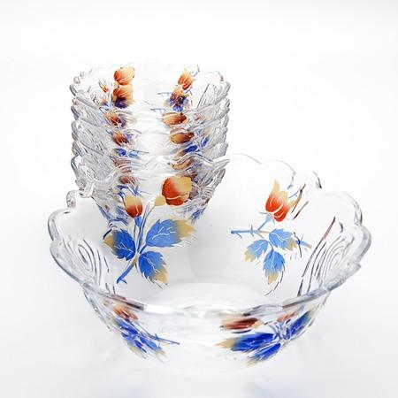 Купить Набор салатников Loraine LR-22759 «Вкус лета»