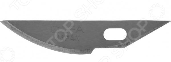 Лезвия для ножа закругленные OLFA OL-KB4-R/5