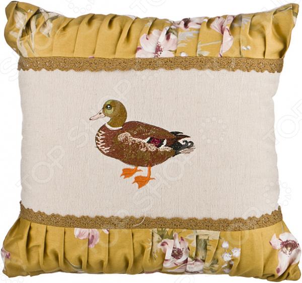 Подушка декоративная Santalino «Серая Шейка» 850-809-6