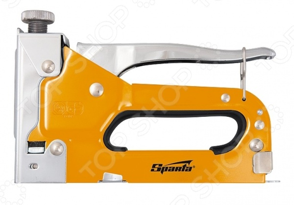 Степлер мебельный со скобами SPARTA 42002 степлер мебельный gross 41005