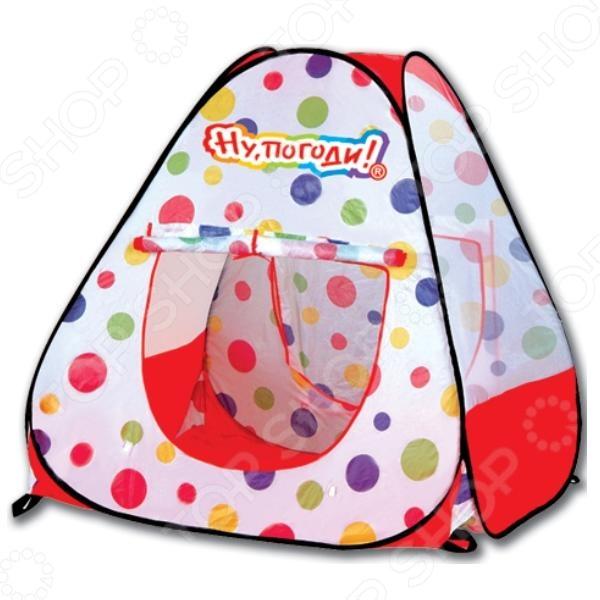 Палатка игровая 1 Toy Т53915