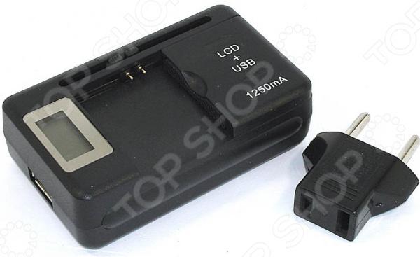 Устройство зарядное сетевое для телефонных батарей AH-05 устройство для записи телефонных звонков photofast call recorder