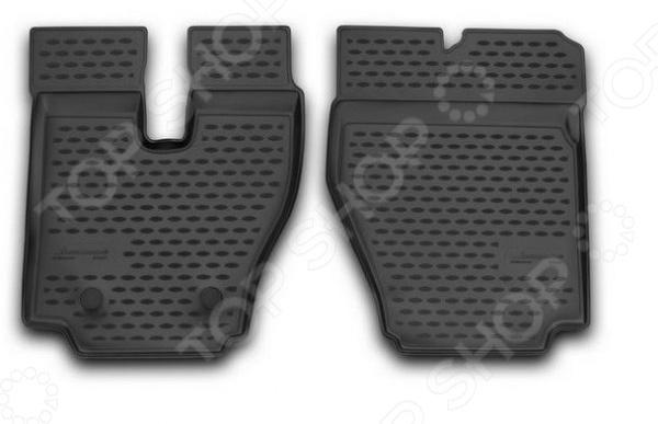 Комплект ковриков в салон автомобиля Novline-Autofamily HINO 700 2014 комплект 3d ковриков в салон автомобиля novline autofamily ford mondeo 2015