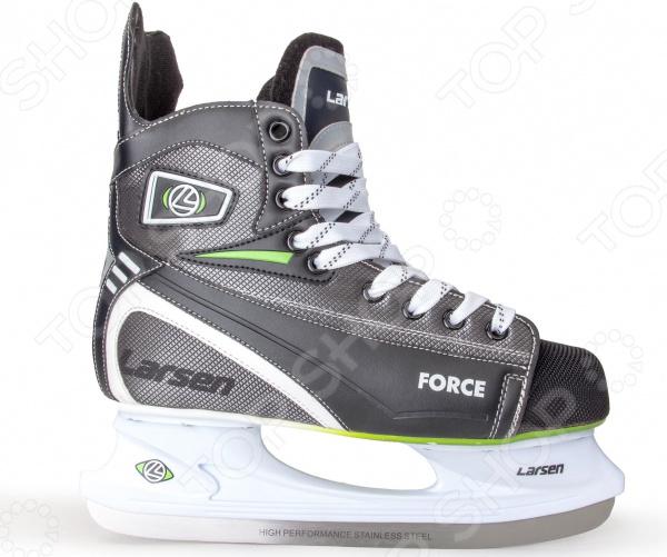 Коньки хоккейные Larsen Force цена