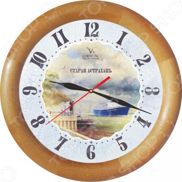 Часы настенные Вега Д 1 НД 7 143 «Старая Астрахань» куплю или обменяю кв на дом в городе астрахань