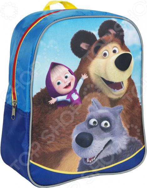 Рюкзак дошкольный Росмэн 31975 росмэн рюкзак дошкольный пингвиненок