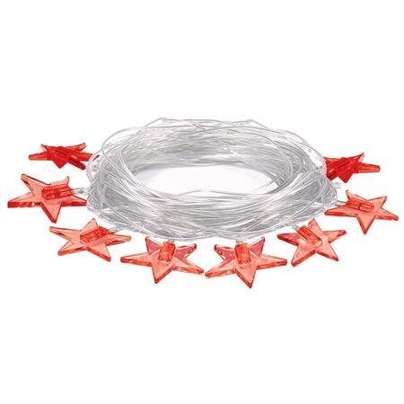 Купить Электрогирлянда VEGAS «Звезды» 55085