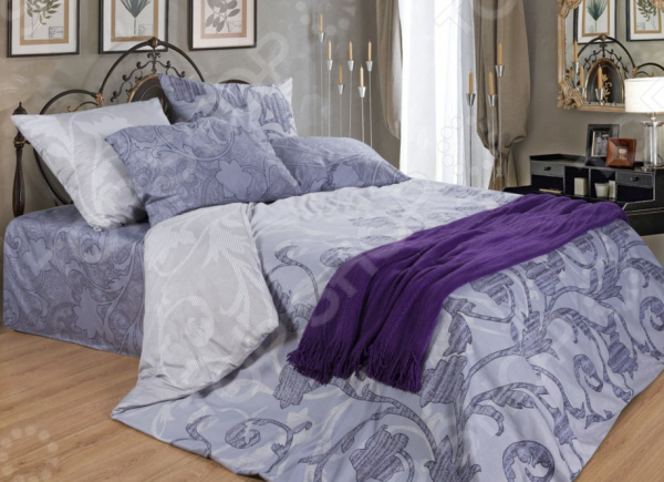 Комплект постельного белья La Noche Del Amor А-709 постельное белье la noche del amor комплект постельного белья дуэт сатин рисунок 680
