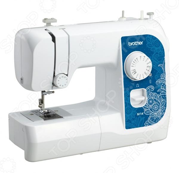 Швейная машина Brother M 14 швейная машина brother m14