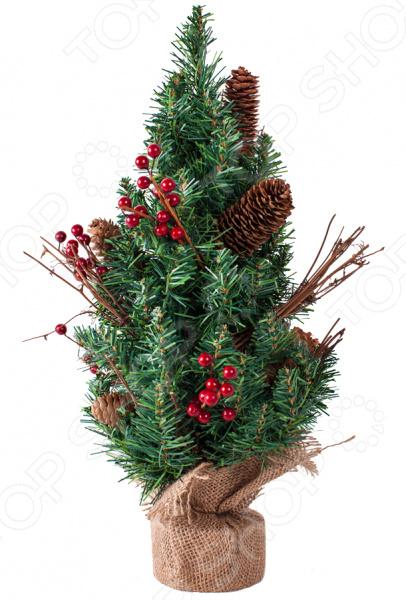 Ель декоративная Crystal Trees «Шеридан» ель новогодняя crystal trees 2 3 м питерская kp8123