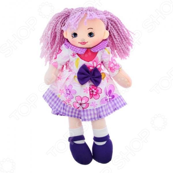Кукла мягкая Gulliver «Ягодка» игрушка мягкая gulliver кукла хозяюшка 30см