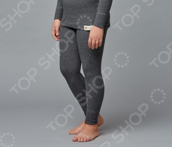 Легинсы детские Milliner «Ангора» 1713332. Цвет: серый ангора одежда