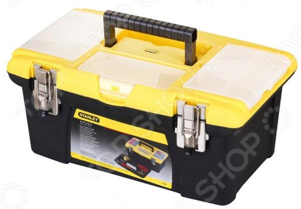 Ящик для инструментов Stanley Jumbo 1-92-905 jd коллекция дефолт обновление раздела ящик для хранения небольшого ящика 3