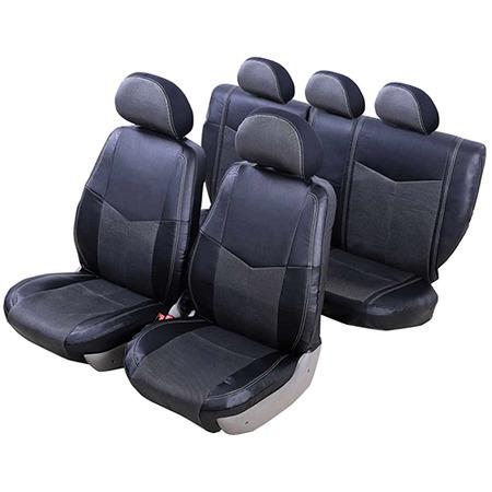 Купить Набор чехлов для сидений Senator Verona Mitsubishi Lancer X 2007