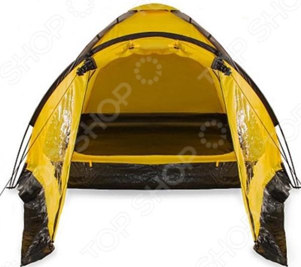 Палатка 3-х местная Greenwood Yeti 3 2