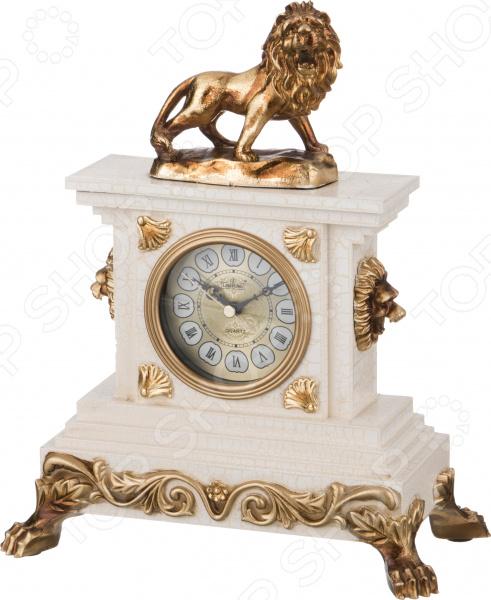 Часы настольные «Престиж». Дизайн: лев