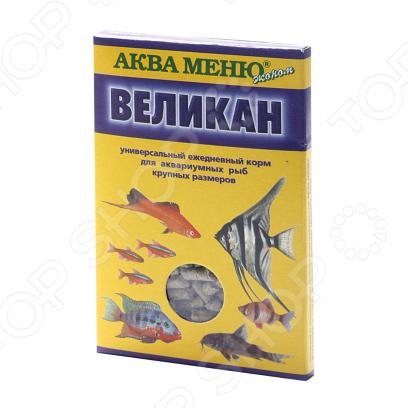 аква меню «Великан» 15645
