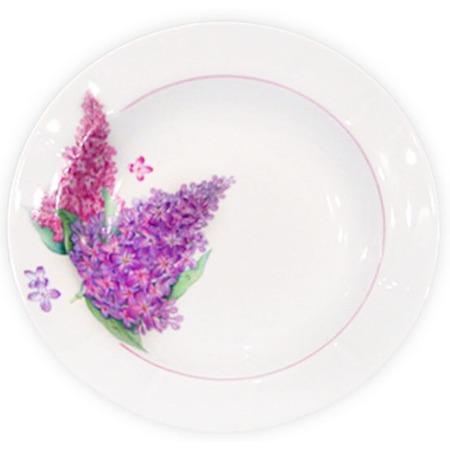 Купить Тарелка суповая ДФЗ «Сирень»