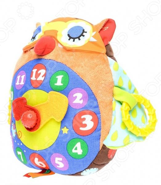 Мягкая игрушка развивающая K\'S Kids «Часы-Сова» Мягкая игрушка развивающая K\'S Kids «Часы-Сова» /