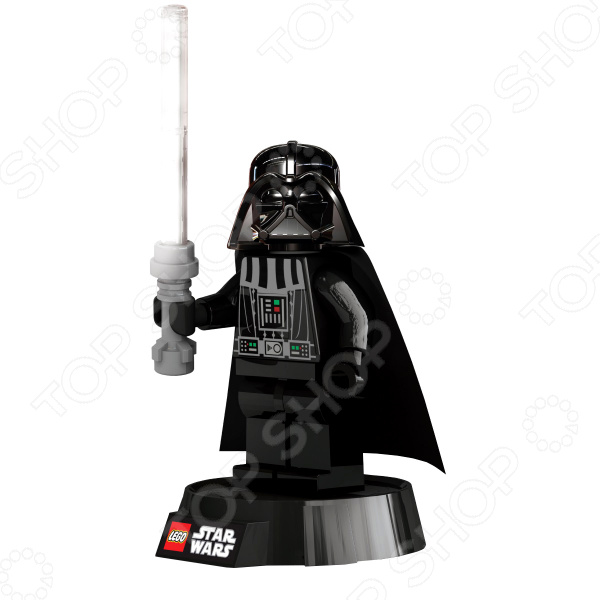Мини-фигурка на подставке LEGO Darth Vader