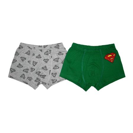 Купить Трусы-боксеры Superman Logo. Рисунок: набивной. Количество: 2