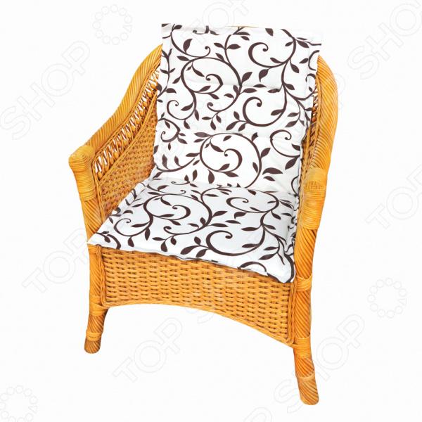 цена Подушка на стул со спинкой Kauffort Bindweed онлайн в 2017 году