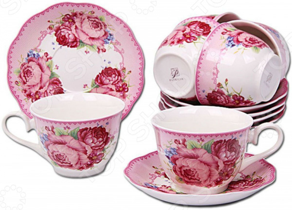 Чайный набор Patricia IM56-2122 конфетница patricia диаметр 24 см im56 0120
