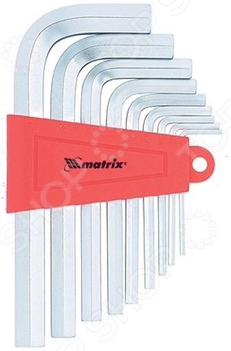 Набор ключей шестигранных MATRIX 12301