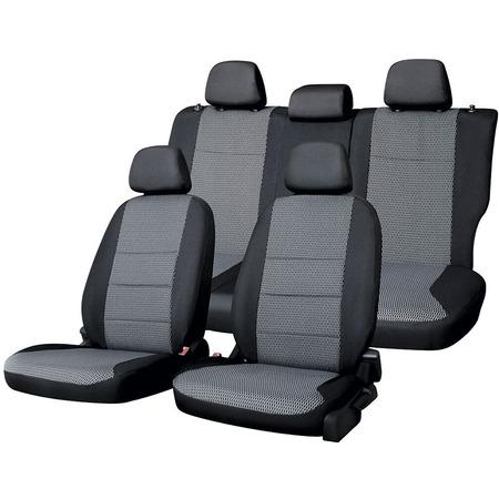 Купить Набор чехлов для сидений Defly Nissan Almera, 2012-2018
