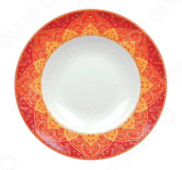 Тарелка суповая Utana «Кашан»