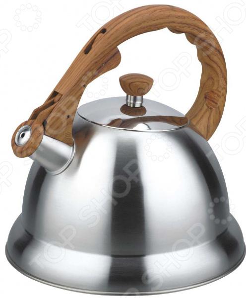 Чайник со свистком Bekker BK-S350
