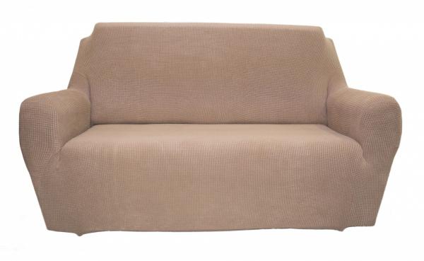 Натяжной чехол на двухместный диван Riatex Venecia