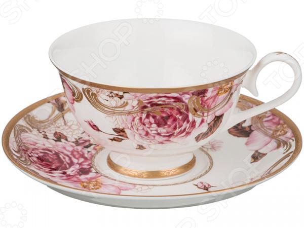 Чайная пара Lefard 760-454 наборы для чаепития lefard чайная пара венская классика 230мл