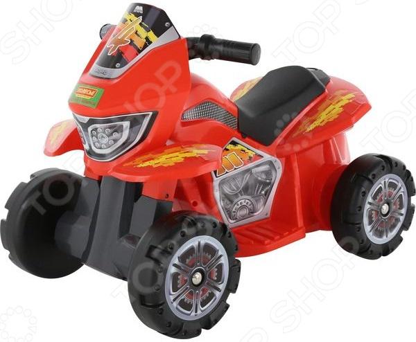 Автомобиль-каталка Molto «Квадроцикл»
