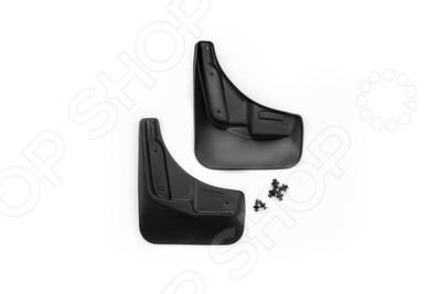 Брызговики передние Novline Autofamily Peugeot 408 2012