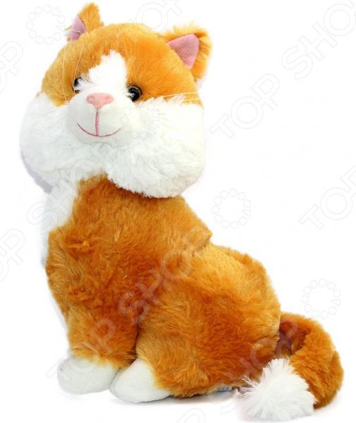 Мягкая игрушка со звуком Bradex «Кошечка»
