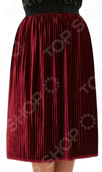 Юбка Pretty Woman «Неземная красота». Цвет: бордовый юбка pretty woman загодочный блеск цвет зеленый