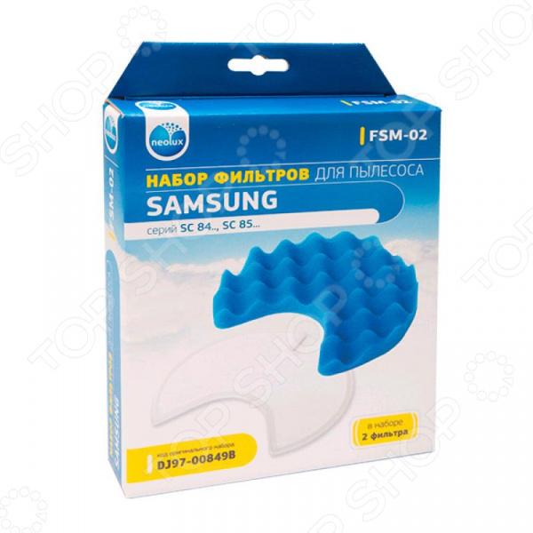 Набор фильтров для пылесосов Neolux FSM-02 (DJ97-00849B)